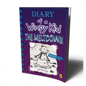 DIARY OF A WIMPY KID: THE MELTDOWN (BOOK 13) | KINNEY, JEFF