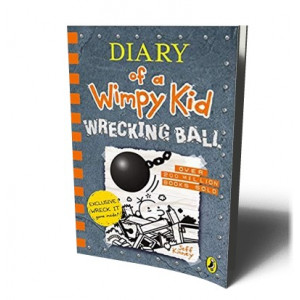 DIARY OF A WIMPY KID: WRECKING BALL (BOOK 14) | KINNEY, JEFF