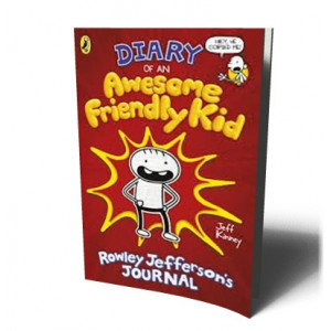 DIARY OF AN AWESOME FRIENDLY KID | KINNEY, JEFF