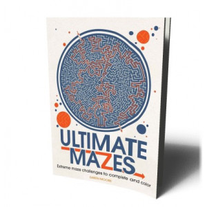 ULTIMATE MAZES: EXTREME MAZE CHALLENGES TO COMPLETE | MOORE, G
