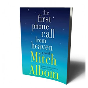 1ST PHONE CALL FROM HEAVEN | ALBOM, MITCH