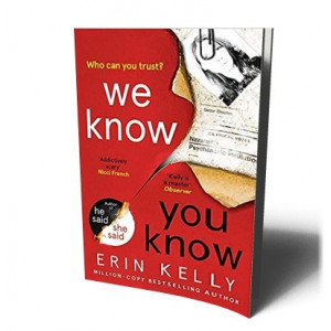WE KNOW YOU KNOW | KELLY, ERIN