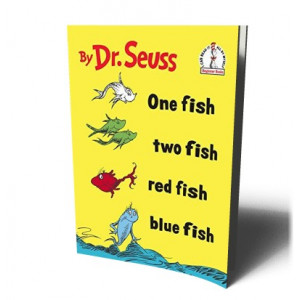 ONE FISH TWO FISH | DR.SEUSS