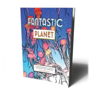 FANTASTIC PLANET: COLORING BOOK
