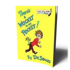 THERE'S A WOCKET IN MY POCKET | DR. SEUSS