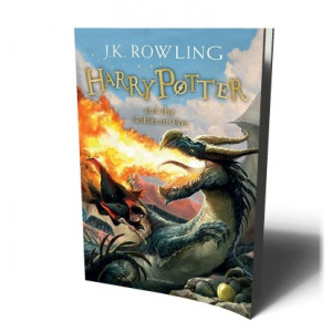 HARRY POTTER & THE GOBLET OF FIRE N/E