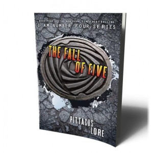 FALL OF FIVE | LORE, PITTACUS