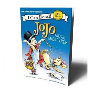 FANCY NANCY: JOJO AND THE MAGIC TRICK STARTER READERS | O'CONNOR, JANE