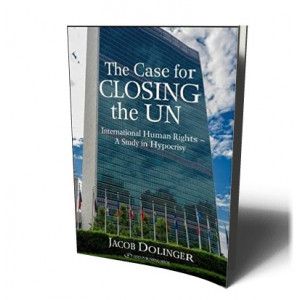 THE CASE OF CLOSING THE UN | DOLINGER, JACOB