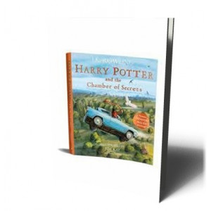 HARRY POTTER AND THE CHAMBER OF SECRETS ILLUSTRATED | ROWLING, J.K.