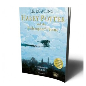 HARRY POTTER AND THE PHILOSOPHER'S STONE ILLUSTRATED | ROWLING, J.K.