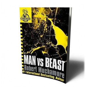 CHERUB MAN VS BEAST