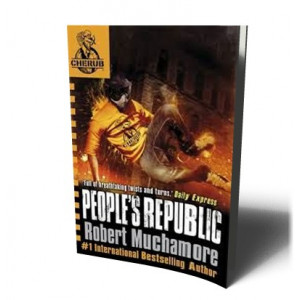 CHERUB PEOPLE'S REPUBLIC | MUCHAMORE , ROBERT
