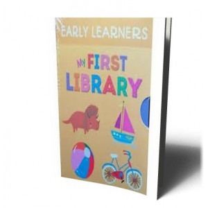 LITTLE TIGER: EARLY LEARNERS- MY FIRST LIBRARY |