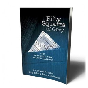 FIFTY SQUARES OF GREY | RILEY, PHILIP