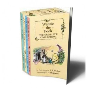 WINNIE THE POOH THE COMPLETE COLLECTION | MILNE, A.A.