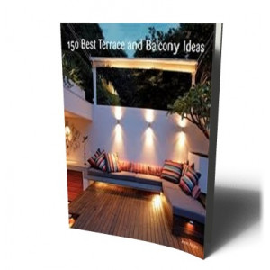 150 BEST TERRACES & BALCONIES | ALEGRE, IRENE