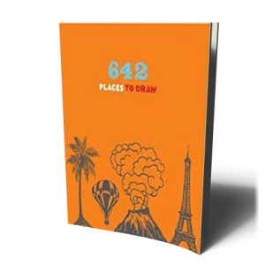 642 PLACES TO DRAW | RIES TAGGART, NICOLA