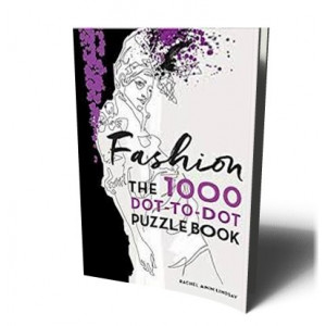FASHION : THE 1000 DOT-TO-DOT BOOK | LINDSEY, R.