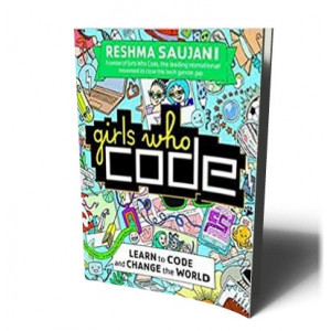 GIRLS WHO CODE | SAUJANI, RESHMA