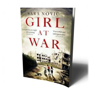 GIRL AT WAR | NOVIC, SARA