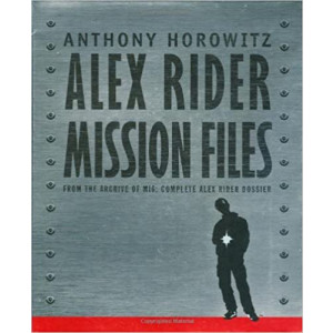 ALEX RIDER MISSION 10 / RUSSIAN ROULETTE | HOROWITZ, ANTHONY