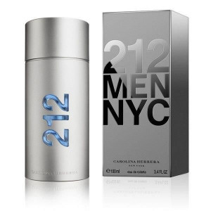 Carolina Herrera 212 MEN NYC 100ml בושם לגבר |