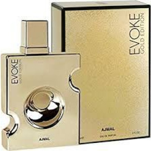 Ajmal Evoke Gold EDP 90 ml בושם לגבר |