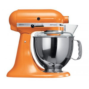 מיקסר KitchenAid דגם KSM150TG – צבע  תפוז |