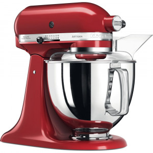 מיקסר KitchenAid דגם KSM175CA - צבע אדום |