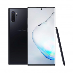 Samsung Galaxy Note 10 plus 256GB צבע שחור