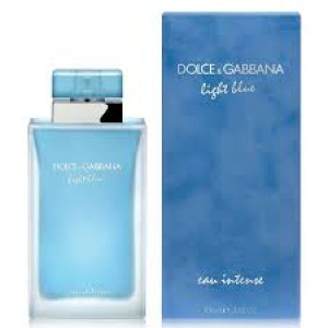 בושם לאישה DOLCE AND GABBANA Light Blue Intense א.ד.פ 100 מ