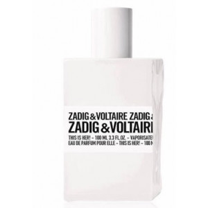 בושם לאישה Zadig and Voltaire This is Her א.ד.פ 100 מ