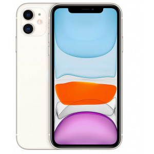 אייפון Apple iPhone 11 128GB צבע לבן |