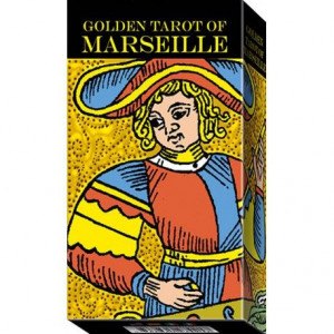 Golden Tarot of Marselle |