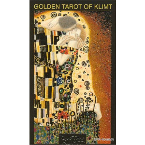 Golden Tarot of Klimt |