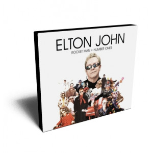ELTON JOHN ROCKET MAN CD | JOHN ELTON