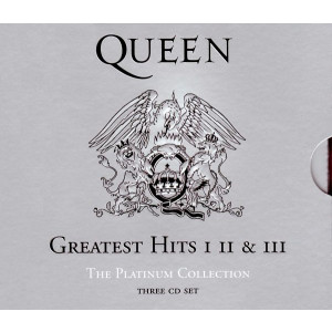 PLATINUM COLLECTION QUEEN 3CD | QUEEN