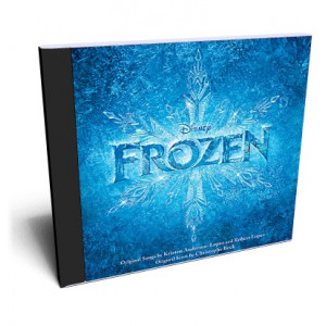 FROZEN THE SONGS SOUNDTRACK CD | SOUNDTRACK