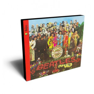 SGT PEPPER'S 2009 BEATLES CD | BEATLES