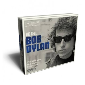 THE REAL BOB DYLAN  3 CD'S