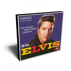 THE REAL ELVIS PRESLEY 3CD'S | PRESLEY ELVIS
