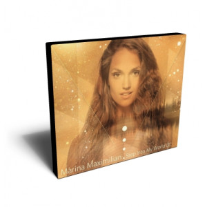 MARINA MAXIMILIAN STEP INTO MY WORLD CD | MAXIMILIAN MARINA