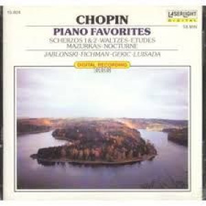 CHOPIN FAVORITES VARIOUS CD | VARIOUS