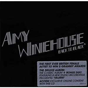 BACK TO BLACK - DELUXE SJB NEW VERSION WINEHOUSE AMY | WINEHOUSE AMY