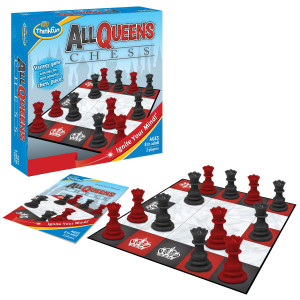 All Queens Chess קו הסיום
