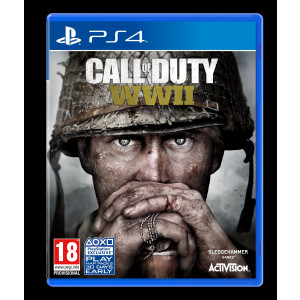 COD WWII AR-PS4 |