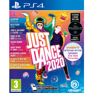 JUST DANCE 2020 - PS4 |