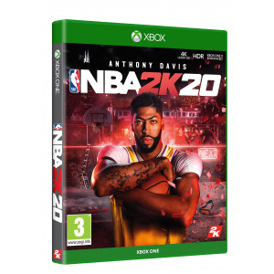 NBA 2K20 STANDARD EDITION - XBOX ONE