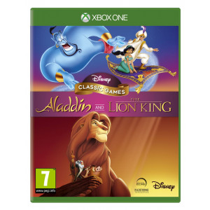 DISNEY CLASSIC GAMES ALADDIN AND THE LION KING - XBOX ONE |